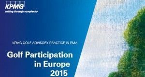 Golf Participation in Europe 2015 (KPMG Golf Advisory Practice)