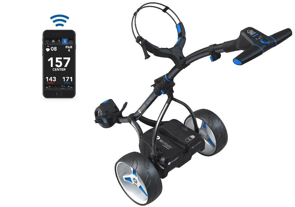 Motocaddy s5 connect 1